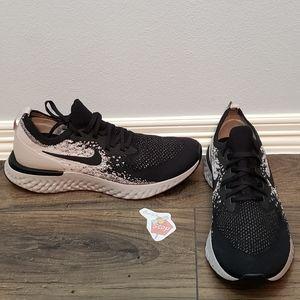 Nike Epic React Flyknit Oreo Running Shoes